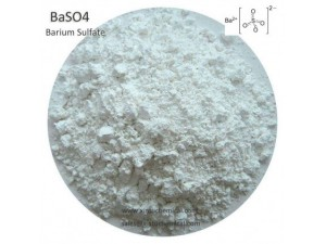 Barium sulfate is widely used in hospitals