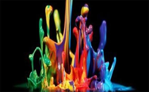 Barium sulfate paint